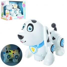 Собака интерактивная музыкальная Долматинец 696-25