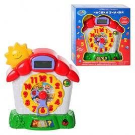 "Игрушка развивающая ""Часики знаний"" 7007 Joy Toy"