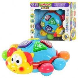 """Музыкальная развивающая игрушка """"Чудо жучок"""" 7013 Joy Toy"""