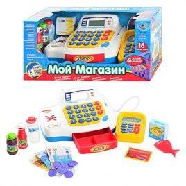 """Кассовый аппарат """"Мой магазин"""" 7020 Joy Toy"""