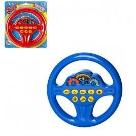 Руль малый музыкальный 23 см Кермо 7039 Joy Toy