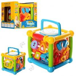 Развивающая игрушка Волшебный куб 7502