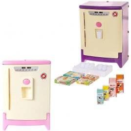 Уценка! Холодильник детский однокамерный со звуками розовый 785 Орион, Украина