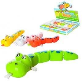 Заводная игрушка змея двигает хвостом ездит 786А