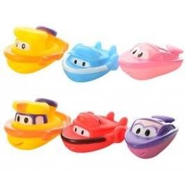 Пищалки игрушки для купания Кораблики 789-790