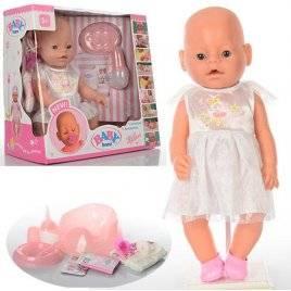 Пупс Baby Бэби Бон в платье 8009-443-440-439