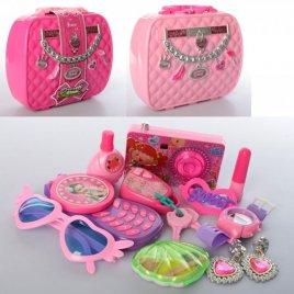 Набор аксессуаров для девочки с очками, часами или украшениями 8010