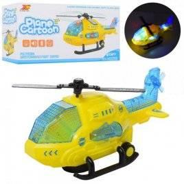 Вертолет со звуком и светом ездит 8042
