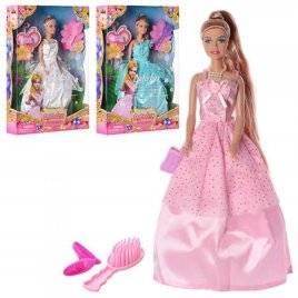 Кукла DEFA с аксессуарами в бальном платье 8063
