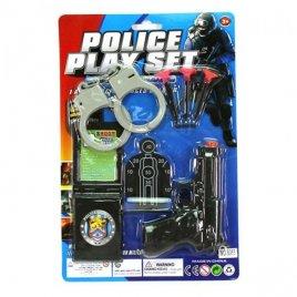 Набор полицейского с пистолетом на листе 8065