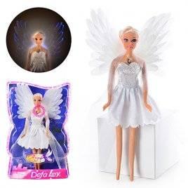 Кукла Ангел светящаяся 8219 Defa