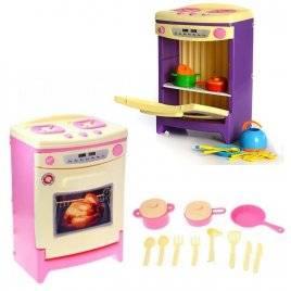 Плита-духовка детская со звуковыми эффектами 822 Орион, Украина