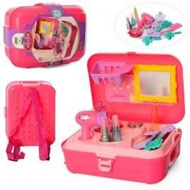 Набор парфюмерный Бьюти салон в чемоданчике-рюкзаке 8232