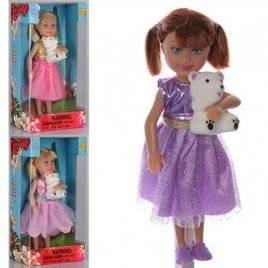 Кукла с мишкой 8280 DEFA