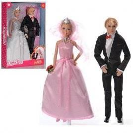 Кукла Defa жених и невеста Lusy 8305