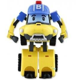 Игрушка трансформер из мультика Робокар Поли Баки 83168BM