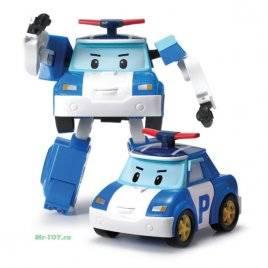 Игрушка трансформер Робокар Поли Robocar Poli