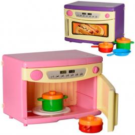 Детская игрушечная микроволновая печь со звуками 846 Орион, Украина