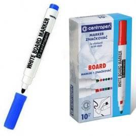 Маркер водный для рисования на мольберте 8559 Centropen синий