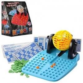 Настольная игра  Bingo лото 48 карточек 866