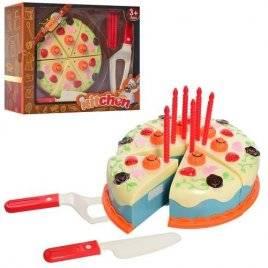 Торт на липучке свечи, лопатка K8830-8