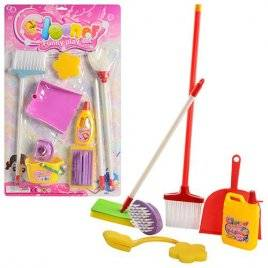 Набор для уборки детский 8888 АВ