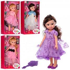 Кукла пластиковая в вечернем наряде 89018-19