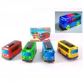 Автобус Тайо со световыми  и музыкальными эффектами 8908