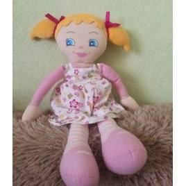 Уценка! Мягкая игрушка Кукла девочка 2021