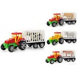 Трактор с прицепом Ферма малый 900