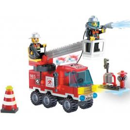 Конструктор Пожарная тревога 130 деталей 903 BRICK