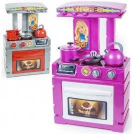 Детская кухня 905 с посудкой My Kitchen Fun Орион