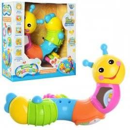 """Игрушка-ломалка """"Веселая гусеница"""" 9182 Joy Toy"""