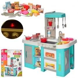 Кухня для детей голубая Chef Kitchen 922-46 большая