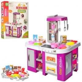 Кухня для детей фиолетовая Chef Kitchen 922-47 большая