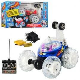 Машина на  радиоуправлении Трюковая  со светом 9293-9294 Joy Toy