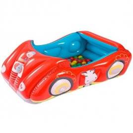 Сухой бассейн машинка с шариками BW 93520 Bestway