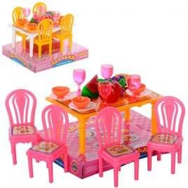 Столовая стол, 4 стульчика 967