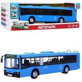 Автобус инерционный 1:43 9690D