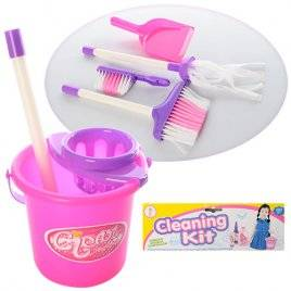 Детский набор для уборки детский 979-13 в кульке
