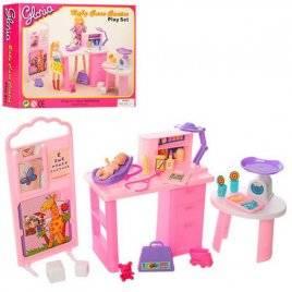 Мебель для кукол Кабинет доктора 9817 Gloria
