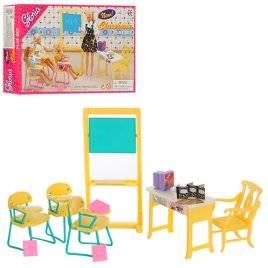 Мебель для кукол Класс. Школьная мебель 9916 Gloria
