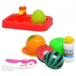 Посудка с продуктами +мойка 9933-3