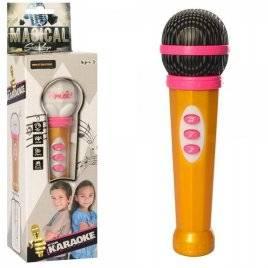 Микрофон  музыкальный игровой 9958-31-2