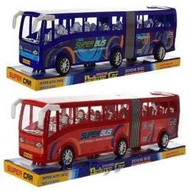 Автобус игрушечный инерционный 008-12