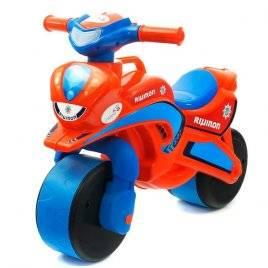 Мотоцикл детский каталка Байк Фламинго 0139 ТМ Долони