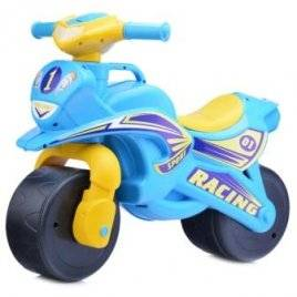 Мотоцикл  детский каталка Байк Фламинго 0138 ТМ Долони
