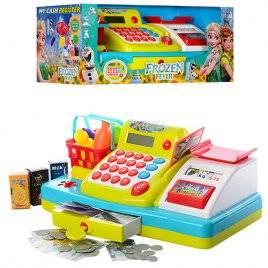 Кассовый аппарат детский с калькулятором и весами BL8814F