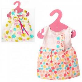 Одежда для кукол Нарядное летнее платье  GC18-41-42