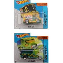 Машинки металлические Хот Вилс Hot Wheels Автобус